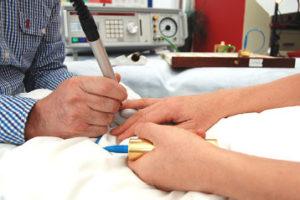 Bioresonance health screening - testing